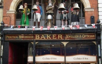 GA Baker & Son Jewellers