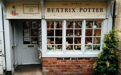 Beatrix Potter-The House of the Tailor of Gloucester