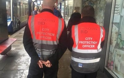 City Protection Officers (CPOs) – Monthly Report – January 2018