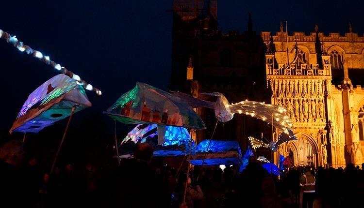 Christmas Lantern Procession