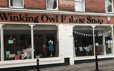 The Winking Owl Fabric Shop