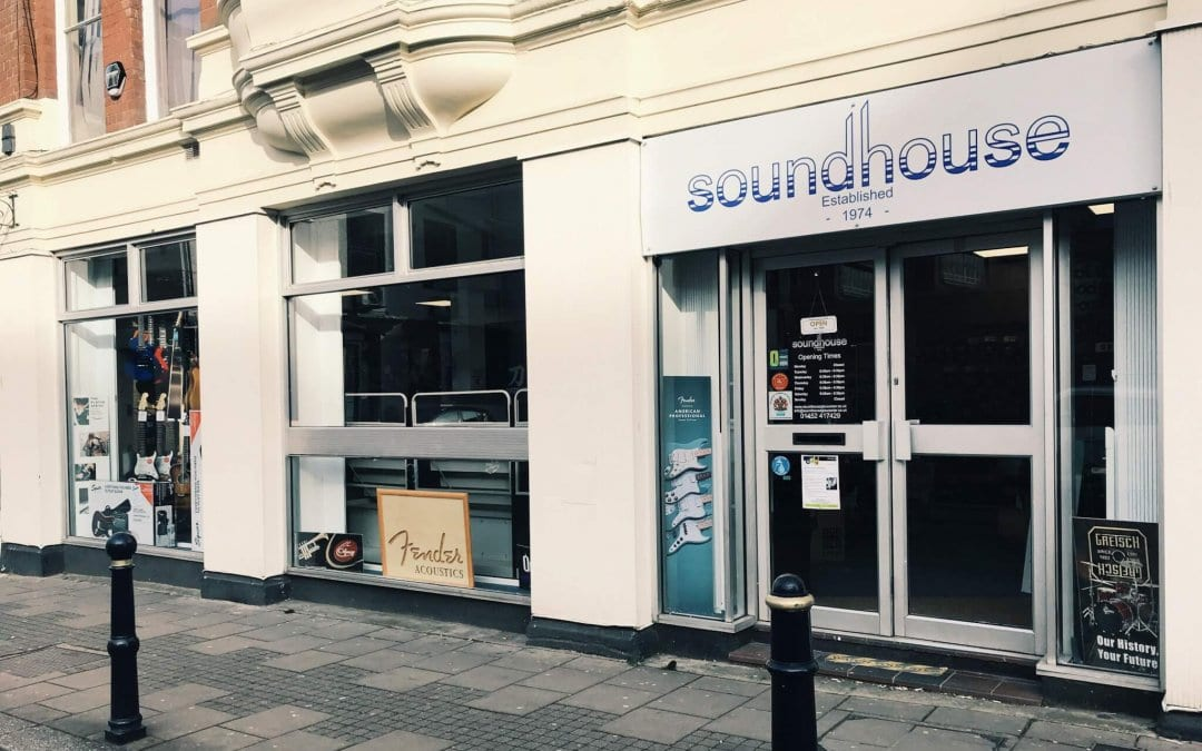 Business in Focus – Soundhouse Gloucester