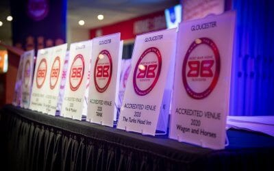 Gloucester's pubs, bars and nightclubs win awards