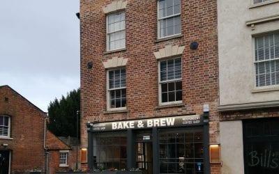 Bake & Brew Gloucester