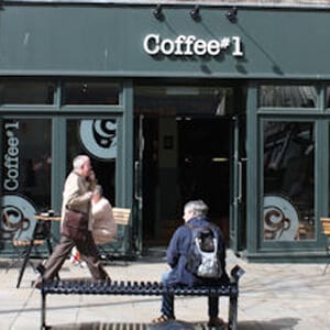 Coffee#1 Northgate Street Gloucester Four Gates