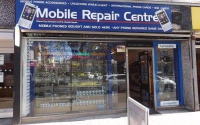 Mobile Repair Centre