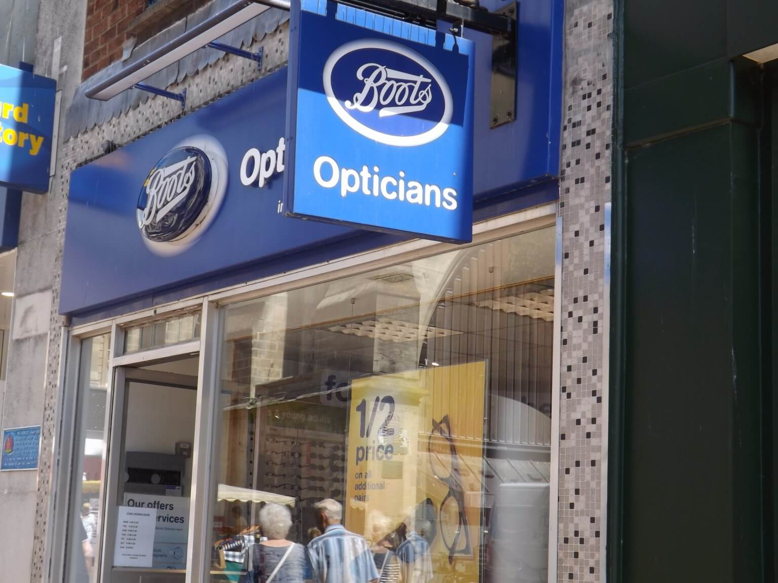 8ac170bda703 Boots Opticians - Gloucester BID