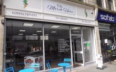 The March Hare Cafe And Sweet Shop