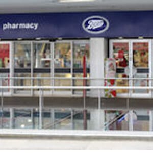 Boots Eastgate Street Gloucester Four Gates