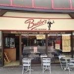 Butlers Cafe Eastgate Street Gloucester Four Gates