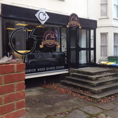 C14 Hair Design Brunswick Road Eastgater Street Gloucester Four Gates
