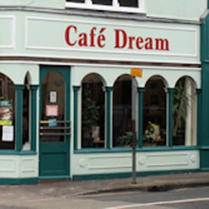 Cafe Dream Eastgate Street Gloucester Four Gates