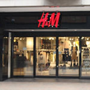 H&M Eastgate Street Gloucester Four Gates