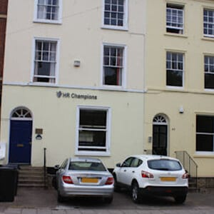 HR Champions Eastgate Street Gloucester Four Gates