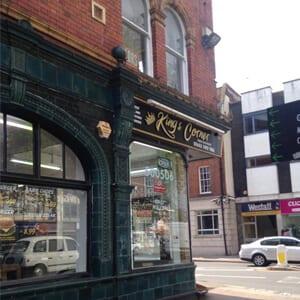King's Corner Eastgate Street Gloucester Four Gates