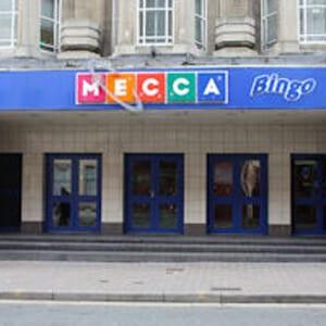 Mecca Bingo Eastgate Street Gloucester Four Gates