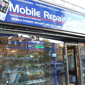Mobile Repair Centre Eastgate Street Gloucester Four Gates