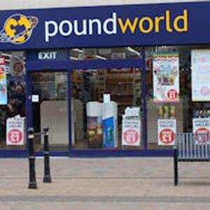 Poundworld Eastgate Street Gloucester Four Gates