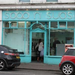 Soap&Suds Eastgate Street Gloucester Four Gates