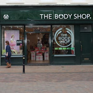 The Body Shop Eastgate Street Gloucester Four Gates