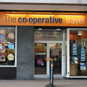 The Co-Operative Travel Eastgate Street Gloucester Four Gates