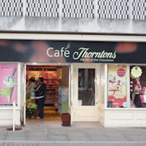 Thorntons Eastgate Street Gloucester Four Gates