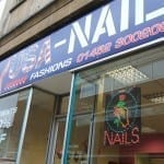 USA Nail Eastgate Street Gloucester Four Gates