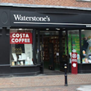 Waterstone's Eastgate Street Gloucester Four Gates
