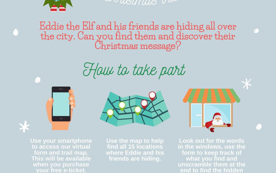 Eddie the Elf & Friends Christmas Trail