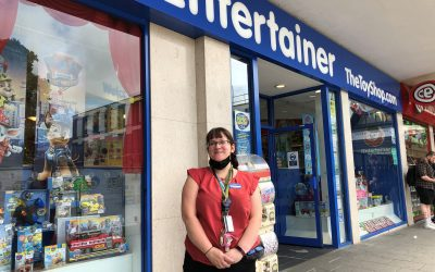 Business in Focus – The Entertainer