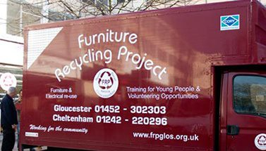 Furniture Recycling Project