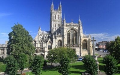 Mothering Sunday at Gloucester Cathedral