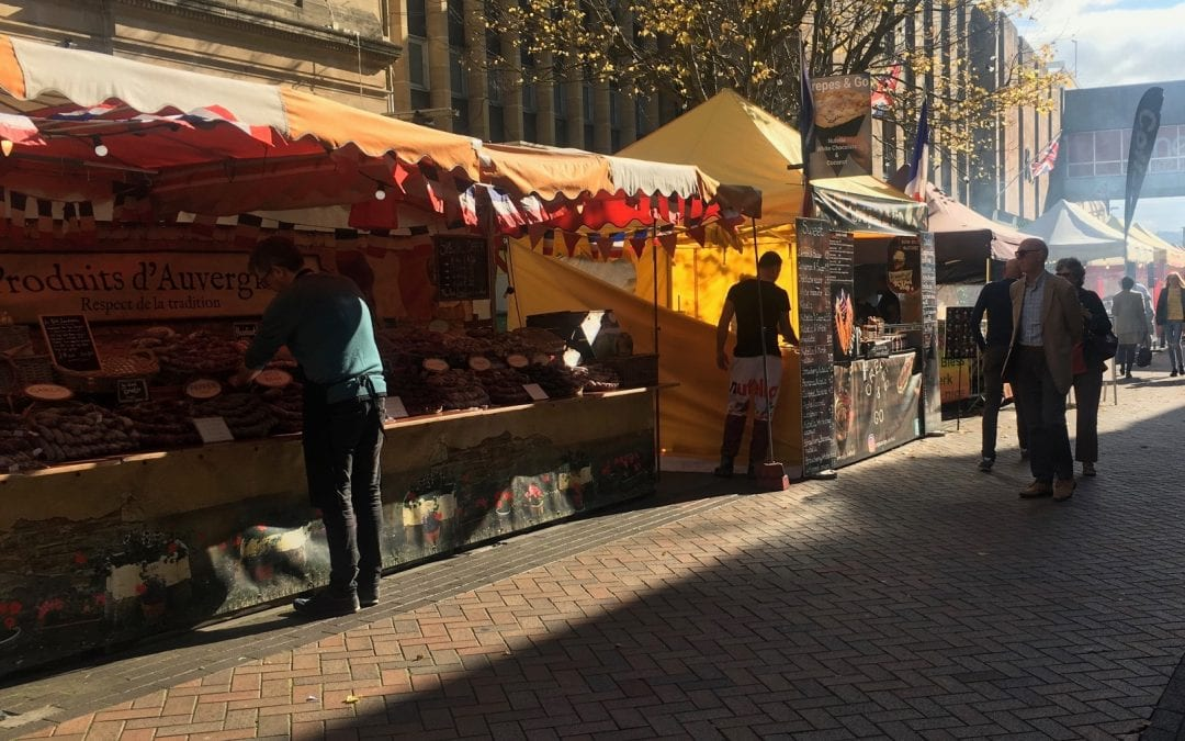 The Continental Street Market is heading back to Gloucester this Autumn