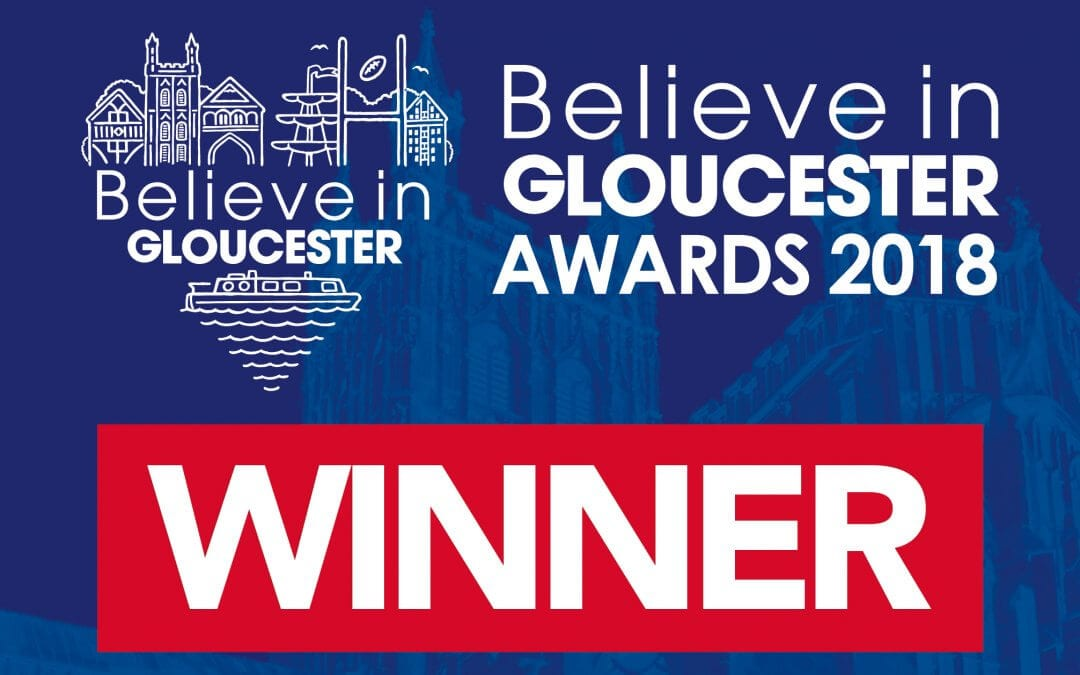 Gloucester BID City Protection Officers win Best Customer Service Award