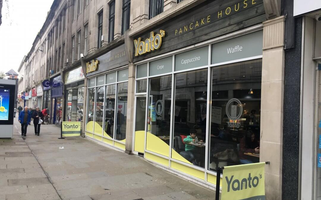 Business in focus – Yanto's Pancake House