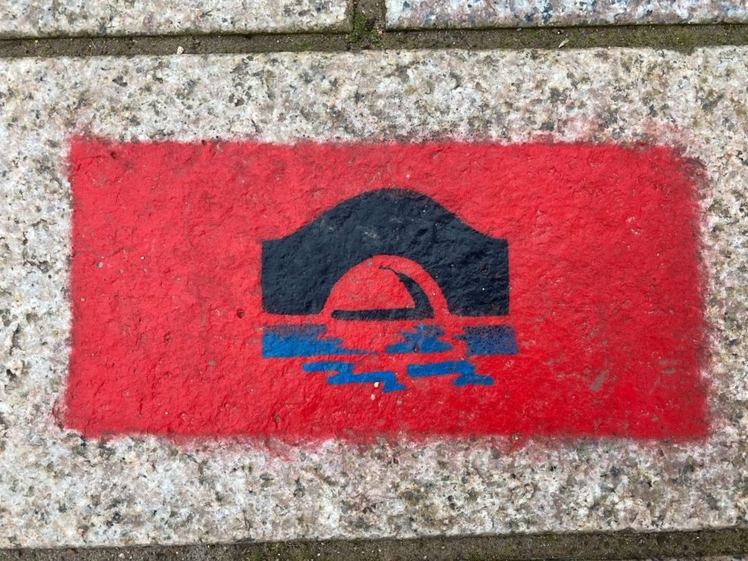 street art trail gloucester