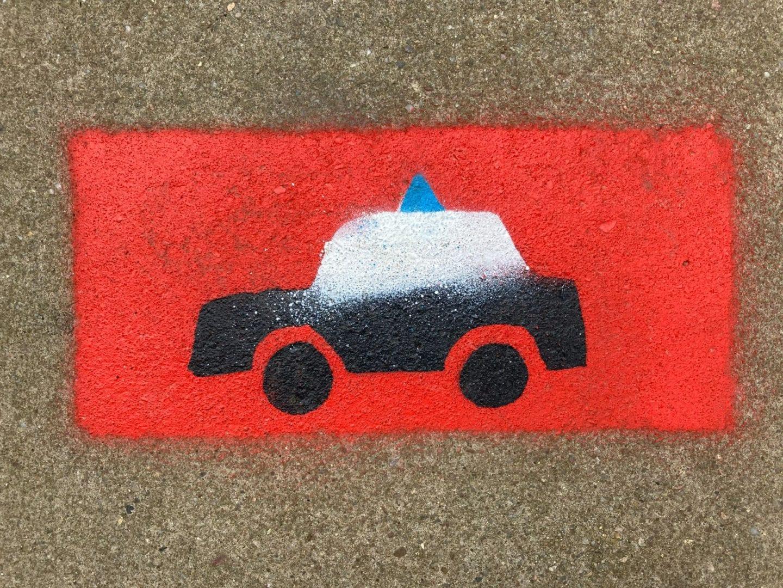 street art walk gloucester