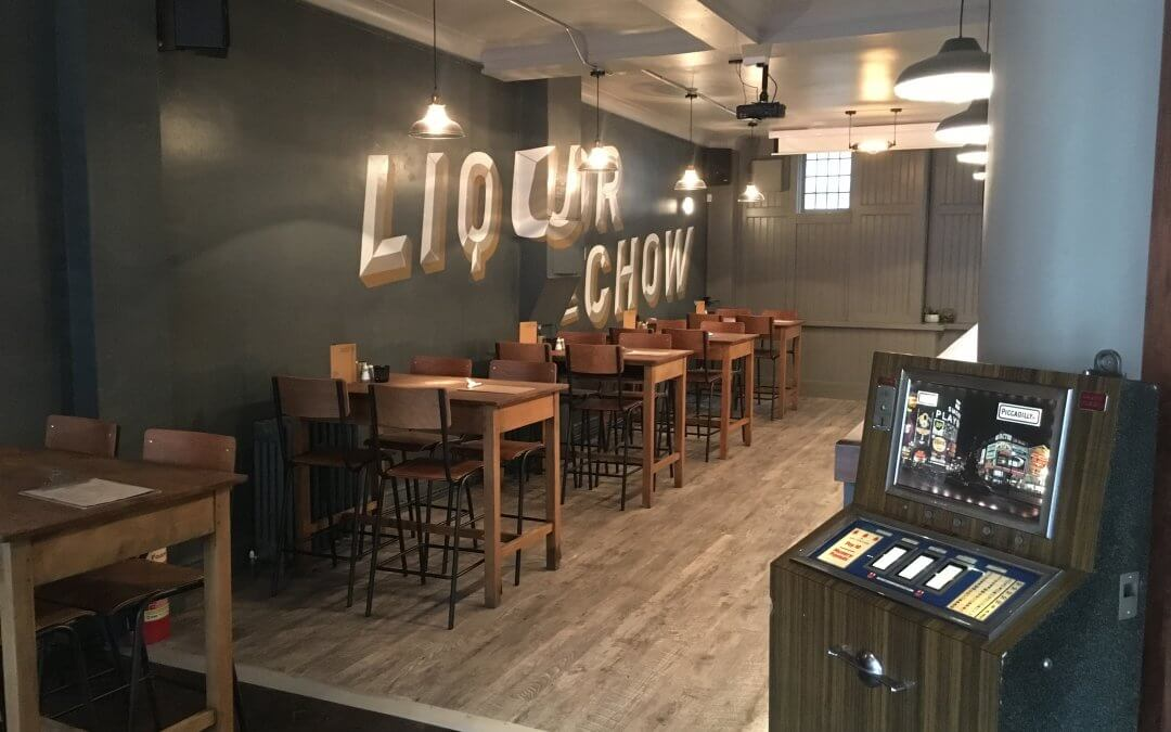 Business in focus – Liquor and Chow