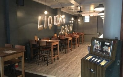 Business in focus: Liquor and Chow