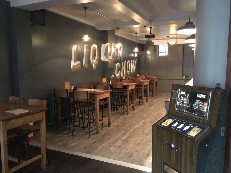 Liquor and Chow, Gloucester