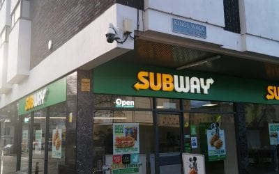 Subway – King's Walk