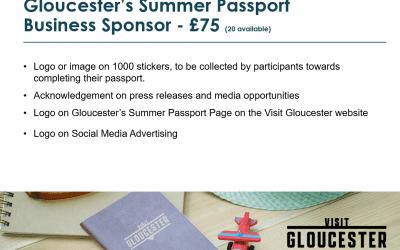 Calling City Centre Retailers: Visit Gloucester