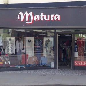 Matura Northgate Street Gloucester Four Gates