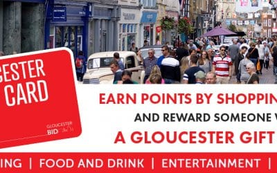 Gloucester Gift Card launches in time for Christmas and Small Business Saturday