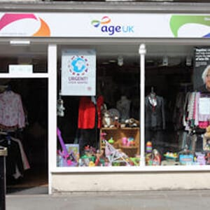 Age UK Northgate Street Gloucester Four Gates