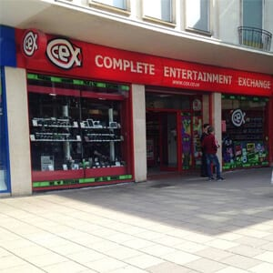 CEX Northgate Street Gloucester Four Gates