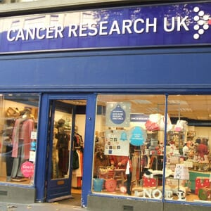 Cancer Research UK Northgate Street Gloucester Four Gates