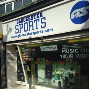 Gloucester Sports NorthgateStreet Gloucester Four Gates