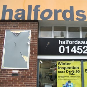 Halfords Auto Centre Northgate Street Gloucester Four Gates