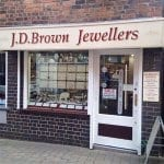 J.D.Brown Jewellers Northgate Street Gloucester Four Gates